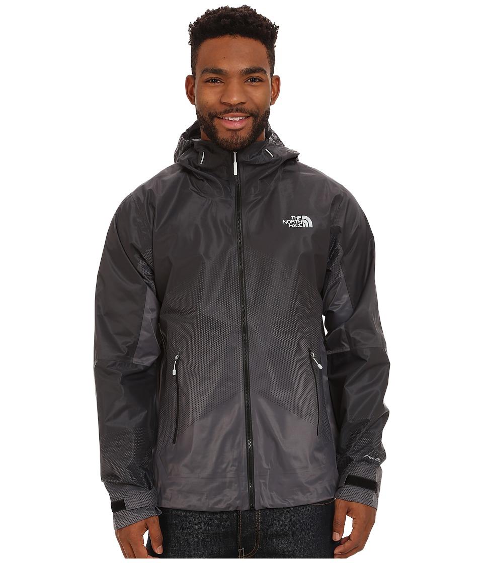 The North Face - FuseForm Dot Matrix Jacket (TNF Black Tri Matrix) Men