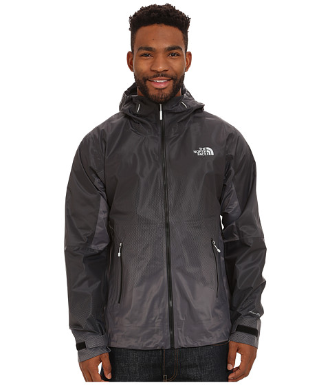 The North Face - FuseForm Dot Matrix Jacket (TNF Black Tri Matrix) Men's Coat