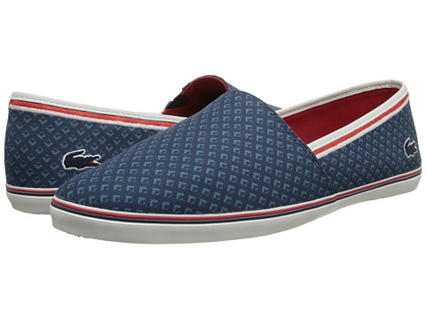 c7b3b56fb4c49b UPC 887255828715 product image for Lacoste - Aimard 8 (Dark Blue) Men s  Shoes ...