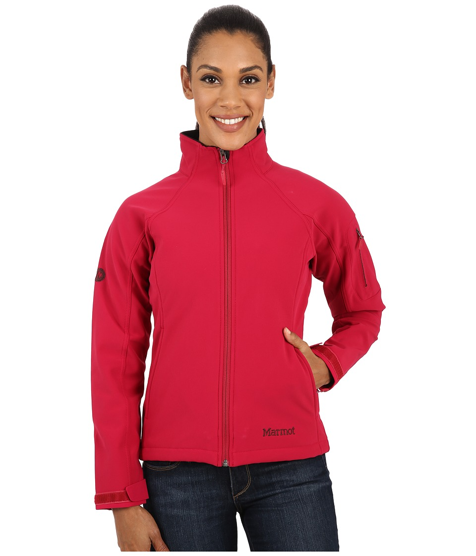 Marmot - Gravity Jacket (Dark Raspberry) Women