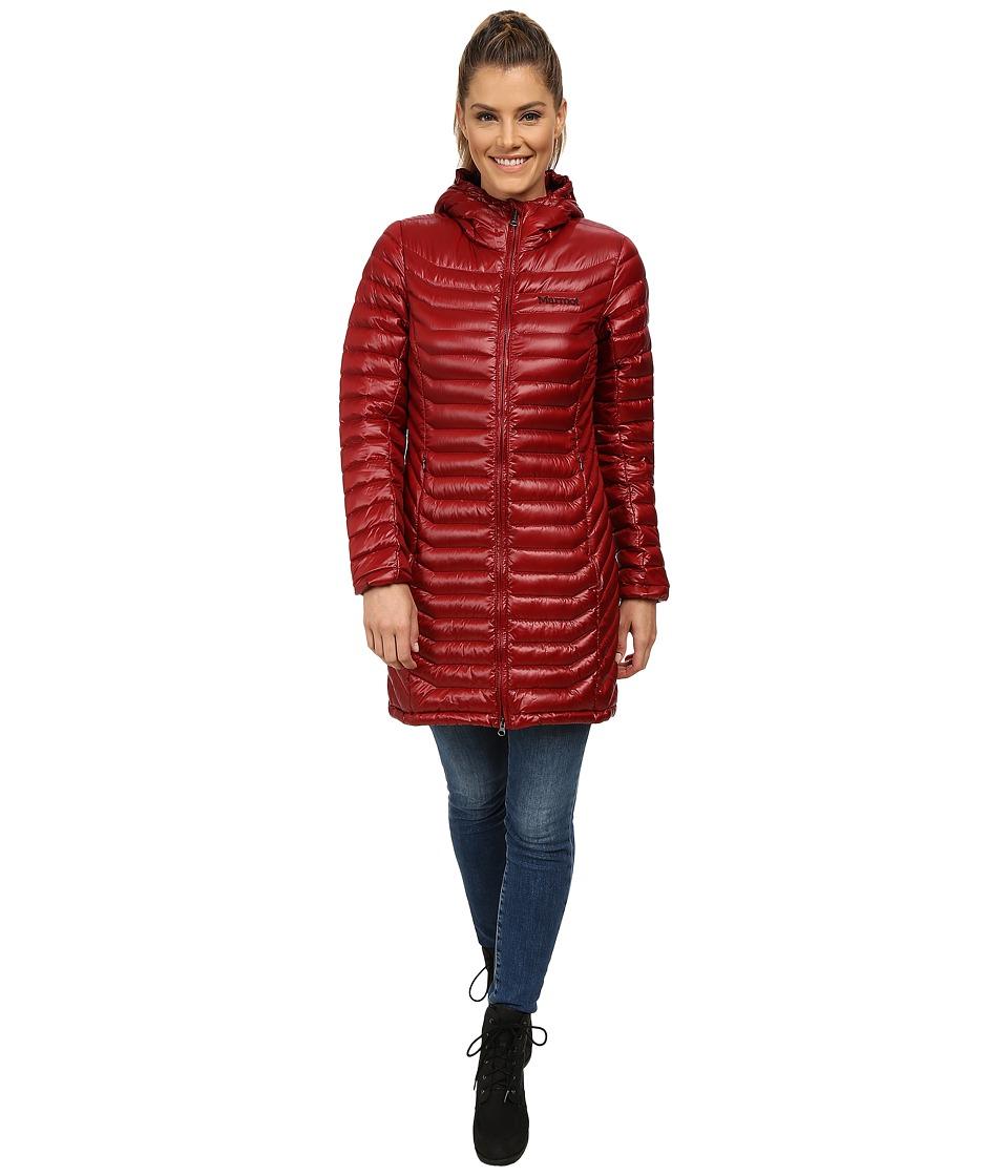 Marmot - Sonya Jacket (Dark Crimson) Women's Coat
