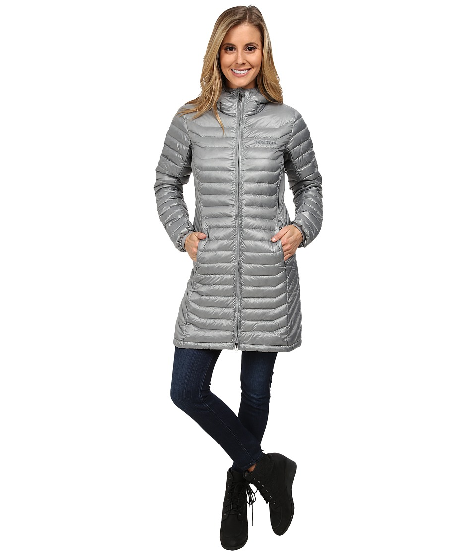 Marmot - Sonya Jacket (Steel/Stealth Gray/Stealth Gray) Women's Coat