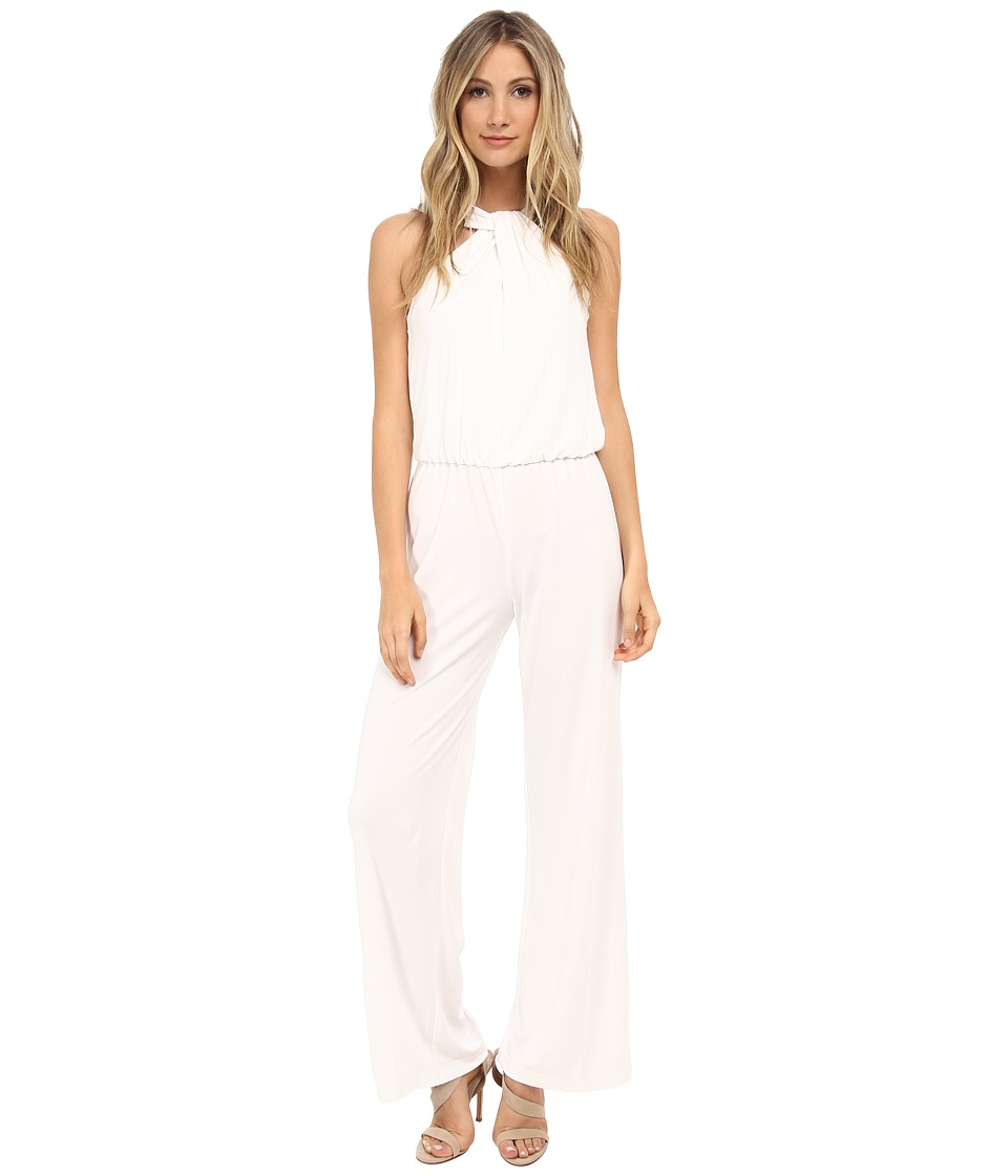 Trina Turk - Edna Jumpsuit (White) Women's Jumpsuit & Rompers One Piece