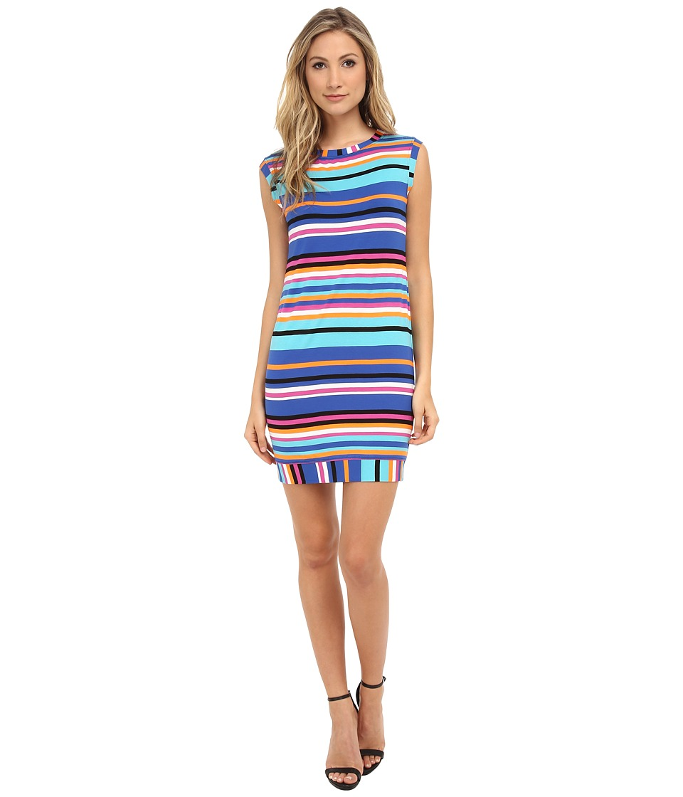 Trina Turk - Sleeveless Zinnia (Multi) Women's Dress