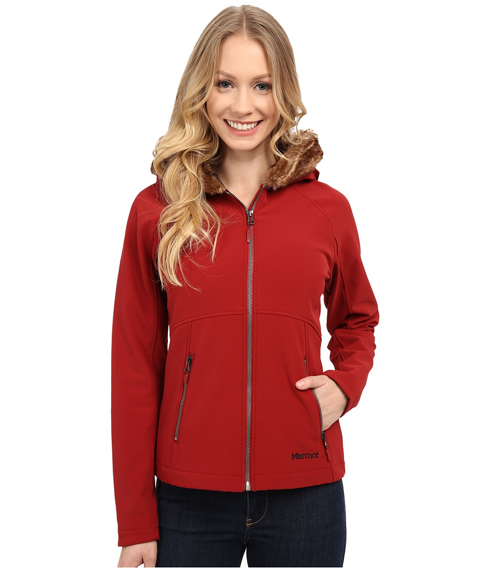 Marmot - Furlong Jacket (Dark Crimson) Women's Jacket