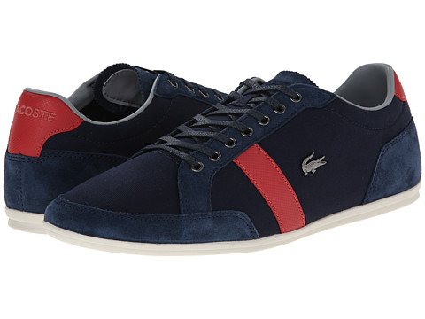 Lacoste - Alisos 22 (Navy) Men's Shoes