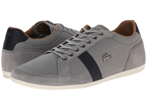 Lacoste - Alisos 22 (Grey) Men's Shoes