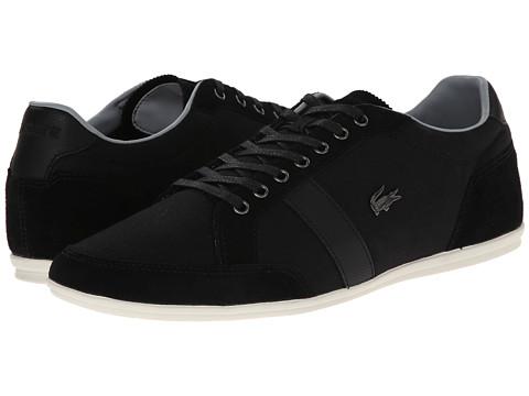 Lacoste - Alisos 22 (Black) Men's Shoes
