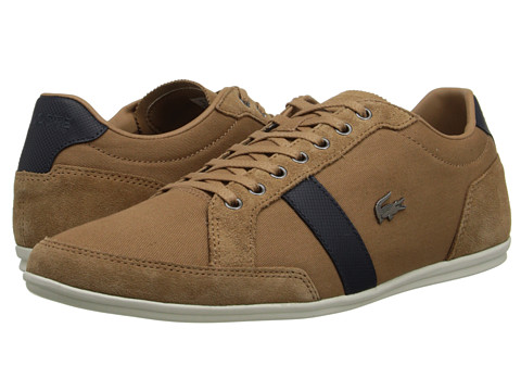 Lacoste - Alisos 22 (Light Brown) Men's Shoes