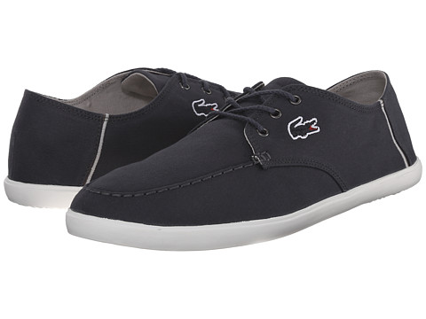 Lacoste - Aristide 14 (Dark Grey) Men's Shoes