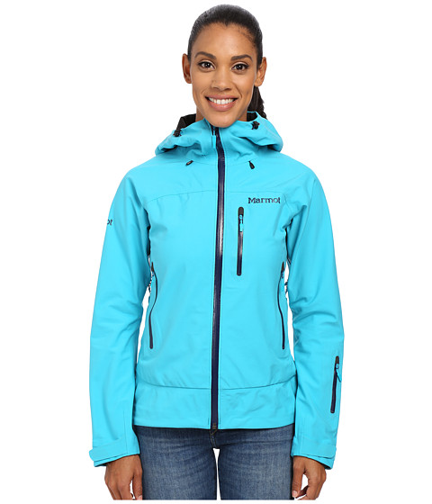 Marmot - Zion Jacket (Sea Breeze) Women's Coat