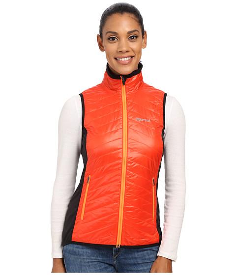 Marmot - Variant Vest (Coral Sunset/Black) Women