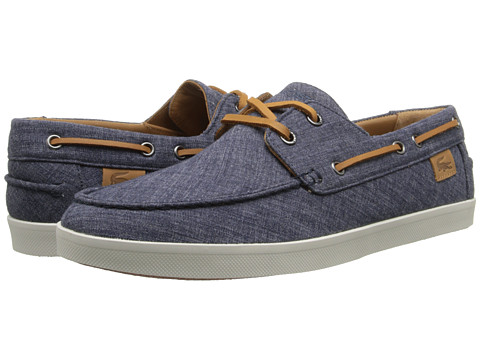 Lacoste - Keellson 5 (Navy) Men's Shoes