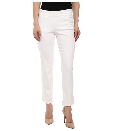 NYDJ Petite - Petite Millie Ankle in White (White) Women