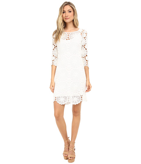 Trina Turk - Summertime Dress (White) Women's Dress