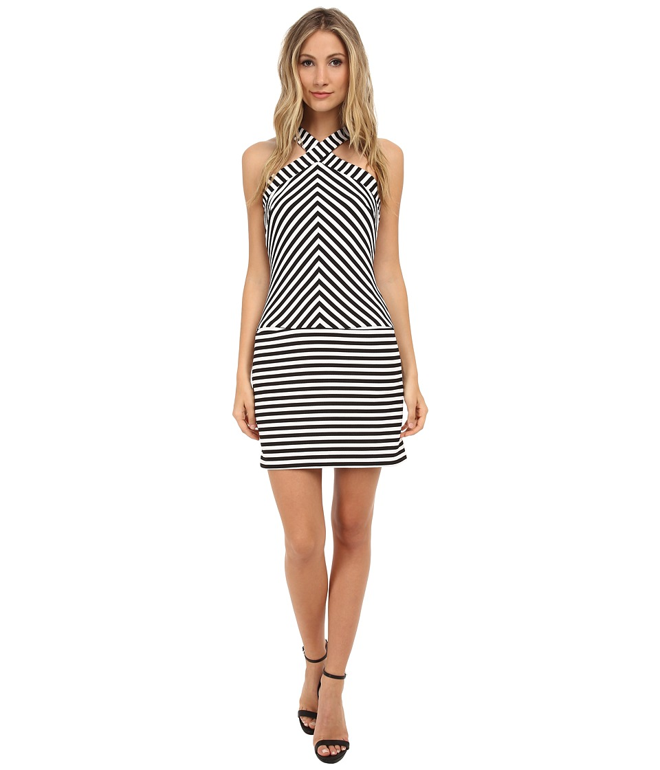 Trina Turk - Alicina Dress (Black/Whitewash) Women's Dress