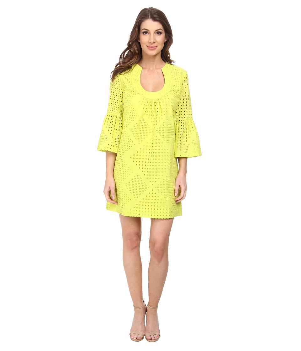 Trina Turk - Bonita Dress (Lemongrass) Women's Dress