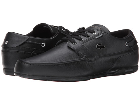 Lacoste - Dreyfus LX (Black/Black) Men's Shoes