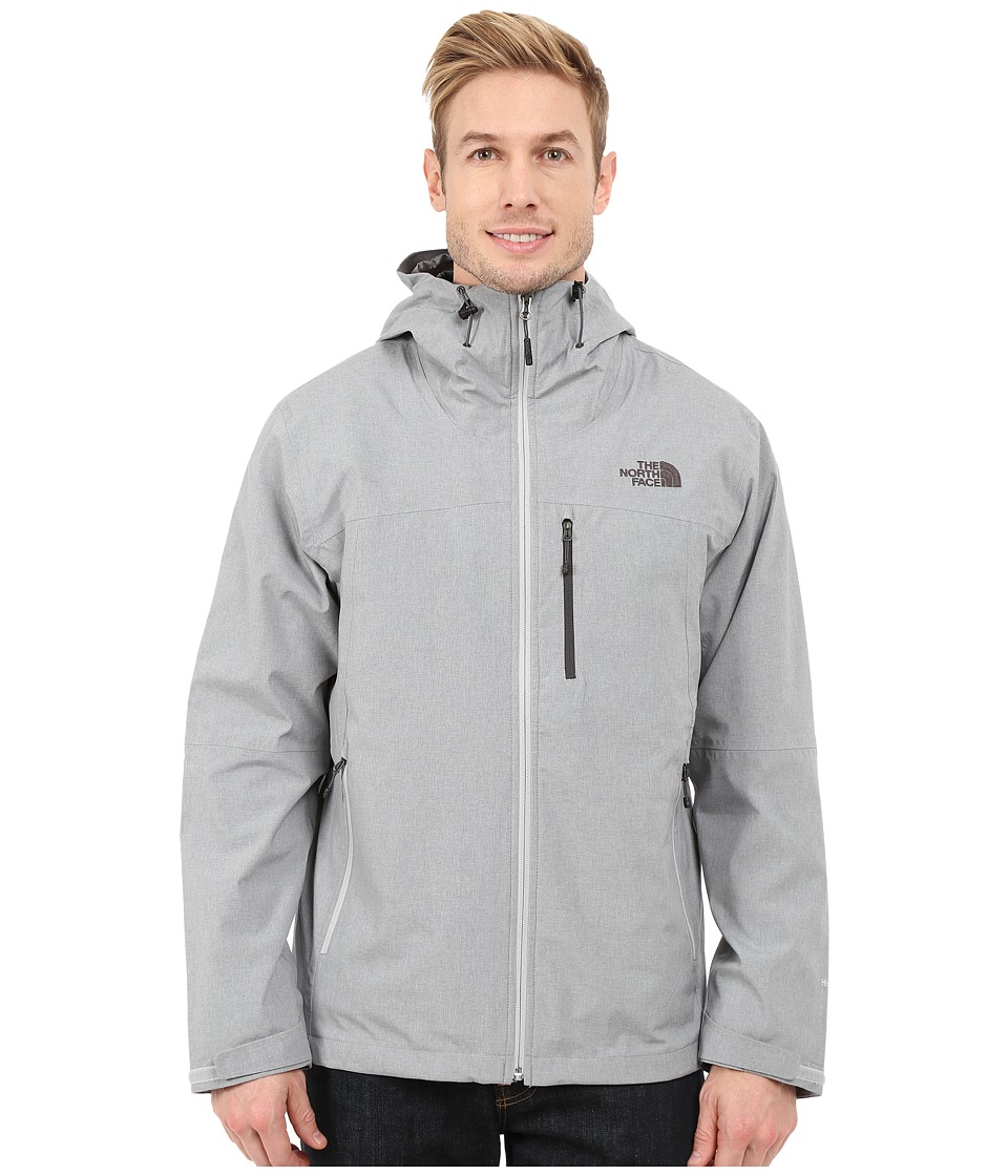 The North Face - ThermoBall Triclimate Jacket (High Rise Grey Heather) Men's Coat