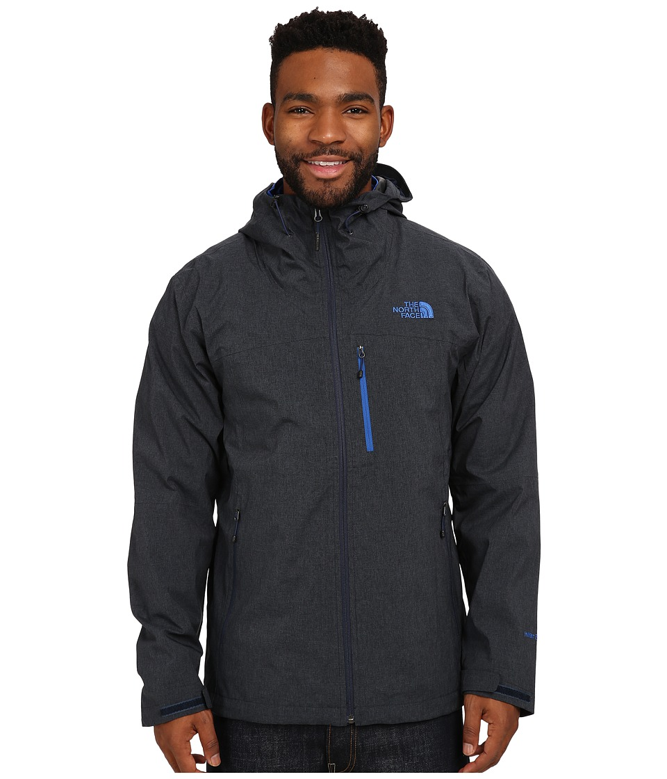 The North Face - ThermoBall Triclimate Jacket (Cosmic Blue Heather) Men's Coat