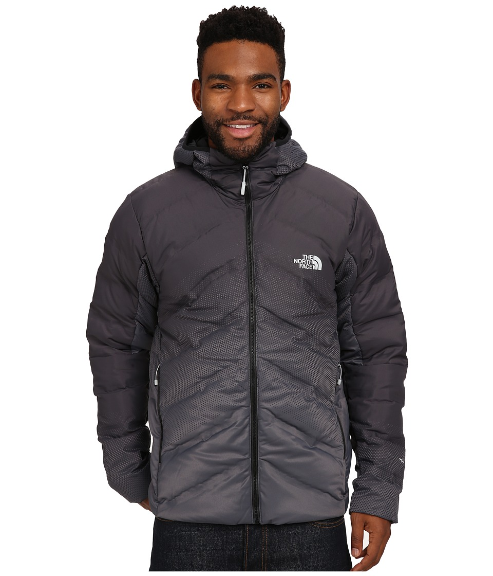 The North Face - FuseForm Dot Matrix Hooded Down Jacket (TNF Black Tri Matrix) Men's Coat