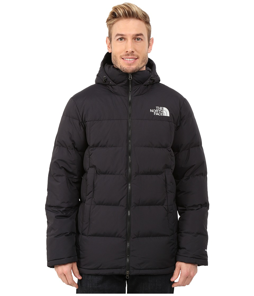 The North Face - Fossil Ridge Parka (TNF Black) Men's Coat