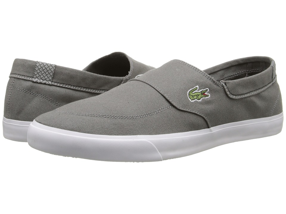 Lacoste - Havasu Vulc CE (Dark Grey/Dark Grey) Men's Shoes