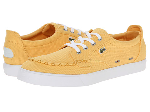 Lacoste - Ingaro PC (Yellow) Men's Shoes