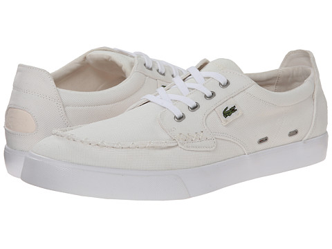 Lacoste - Ingaro PC (Off White) Men's Shoes