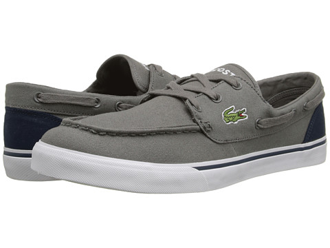 Lacoste - Keel WD (Dark Grey/Dark Blue) Men
