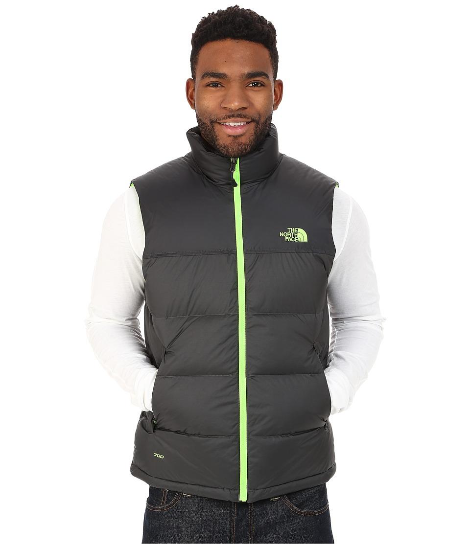 The North Face - Nuptse Vest (Asphalt Grey/Asphalt Grey) Men's Vest