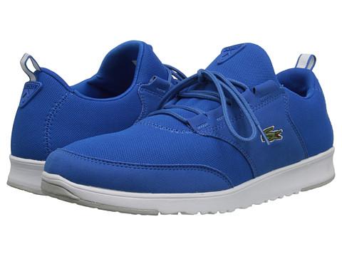 Lacoste - L.ight PIQ (Blue/Blue) Men