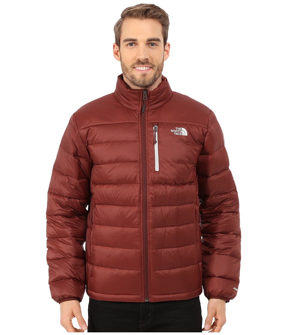 The North Face - Aconcagua Jacket (Sequoia Red) Men