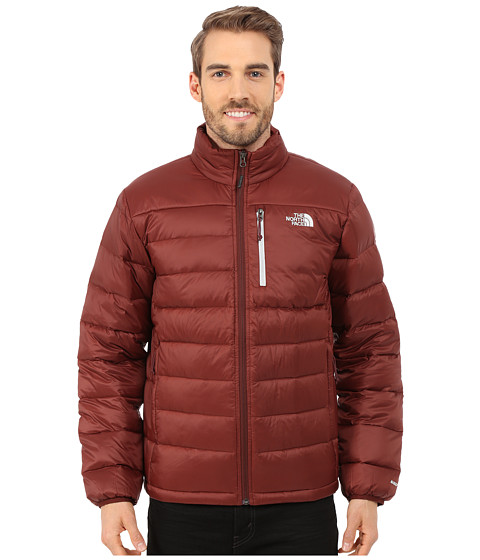 The North Face - Aconcagua Jacket (Sequoia Red) Men's Coat