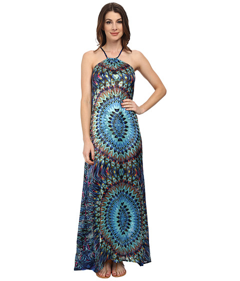 KAS New York - Nela Maxi Dress (Multi 1) Women's Dress