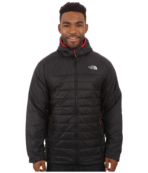 The North Face - Victory Hooded Jacket (TNF Black) Men's Coat
