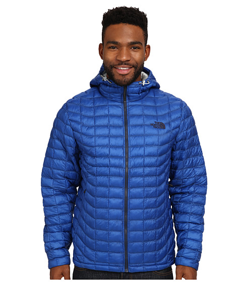 The North Face - ThermoBall Hoodie (Monster Blue) Men's Sweatshirt