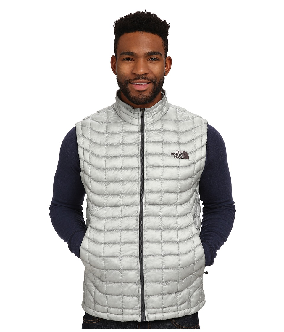 The North Face - ThermoBall Vest (High Rise Grey/Asphalt Grey) Men's Vest