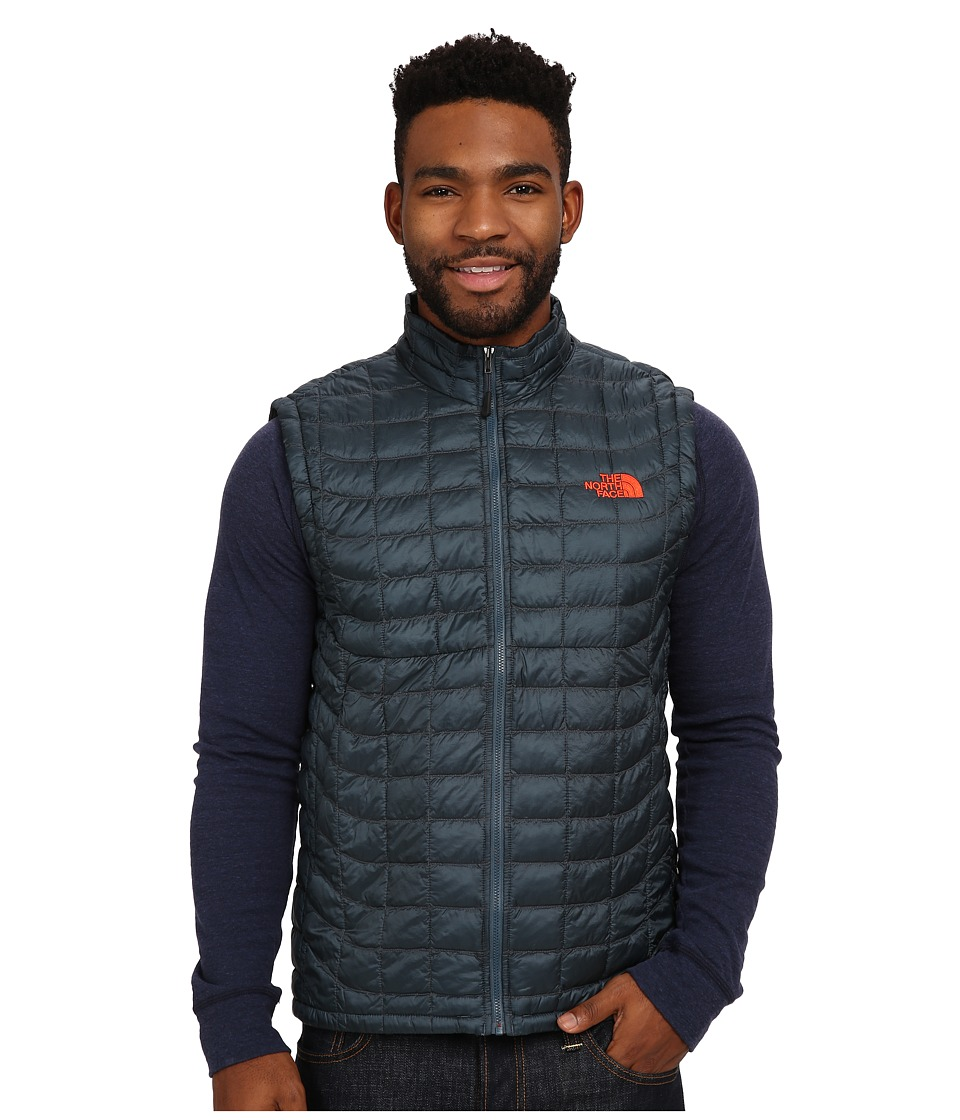 The North Face - ThermoBall Vest (Conquer Blue) Men