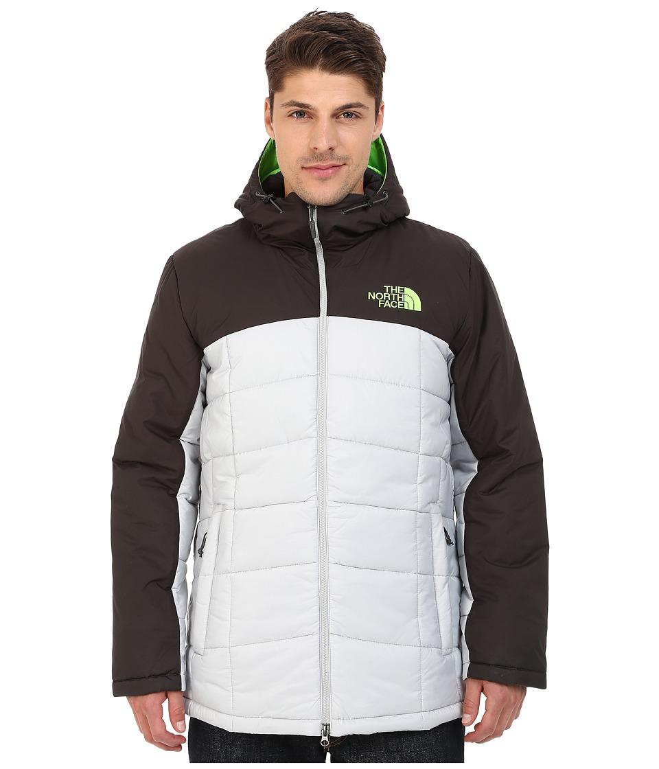 The North Face - Roamer Parka (High Rise Grey/Asphalt Grey) Men's Coat