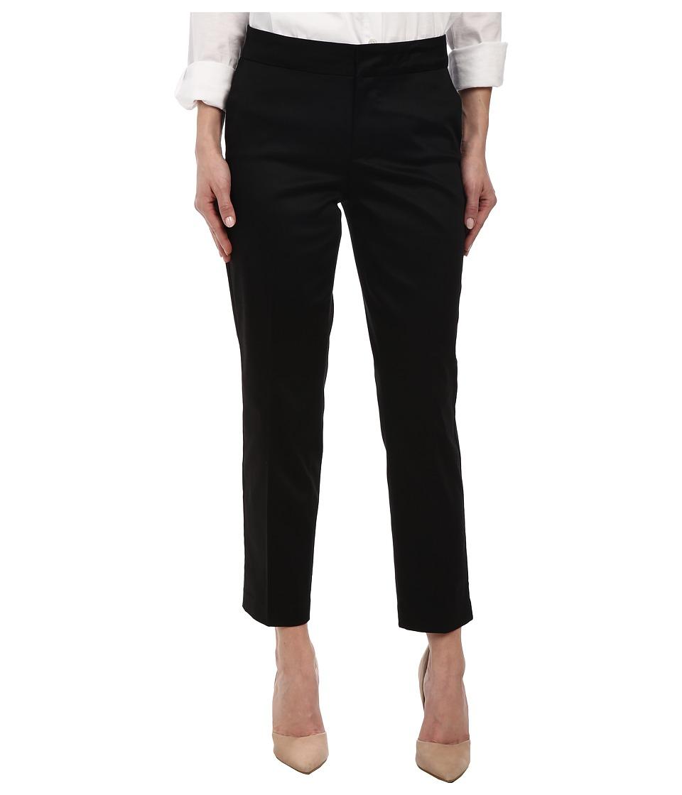 NYDJ Petite - Petite Corynna Skinny Ankle in Black (Black) Women