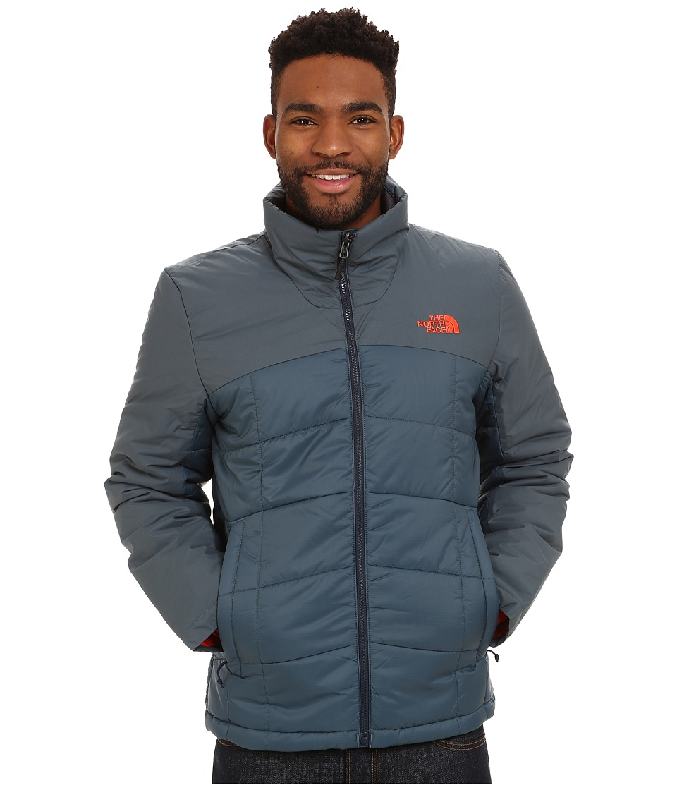 The North Face - Roamer Jacket (Conquer Blue/Conquer Blue) Men's Coat