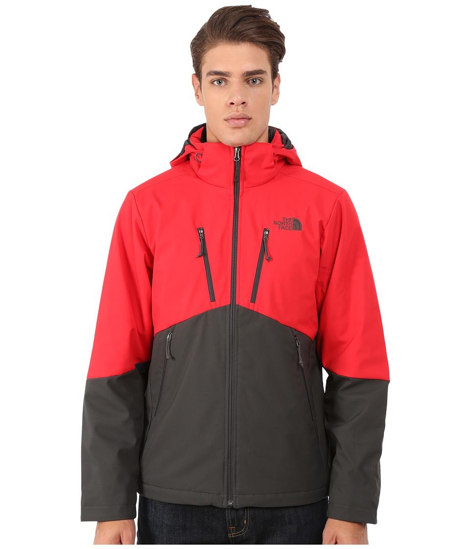 The North Face - Apex Elevation Jacket (TNF Red/Asphalt Grey) Men's Coat