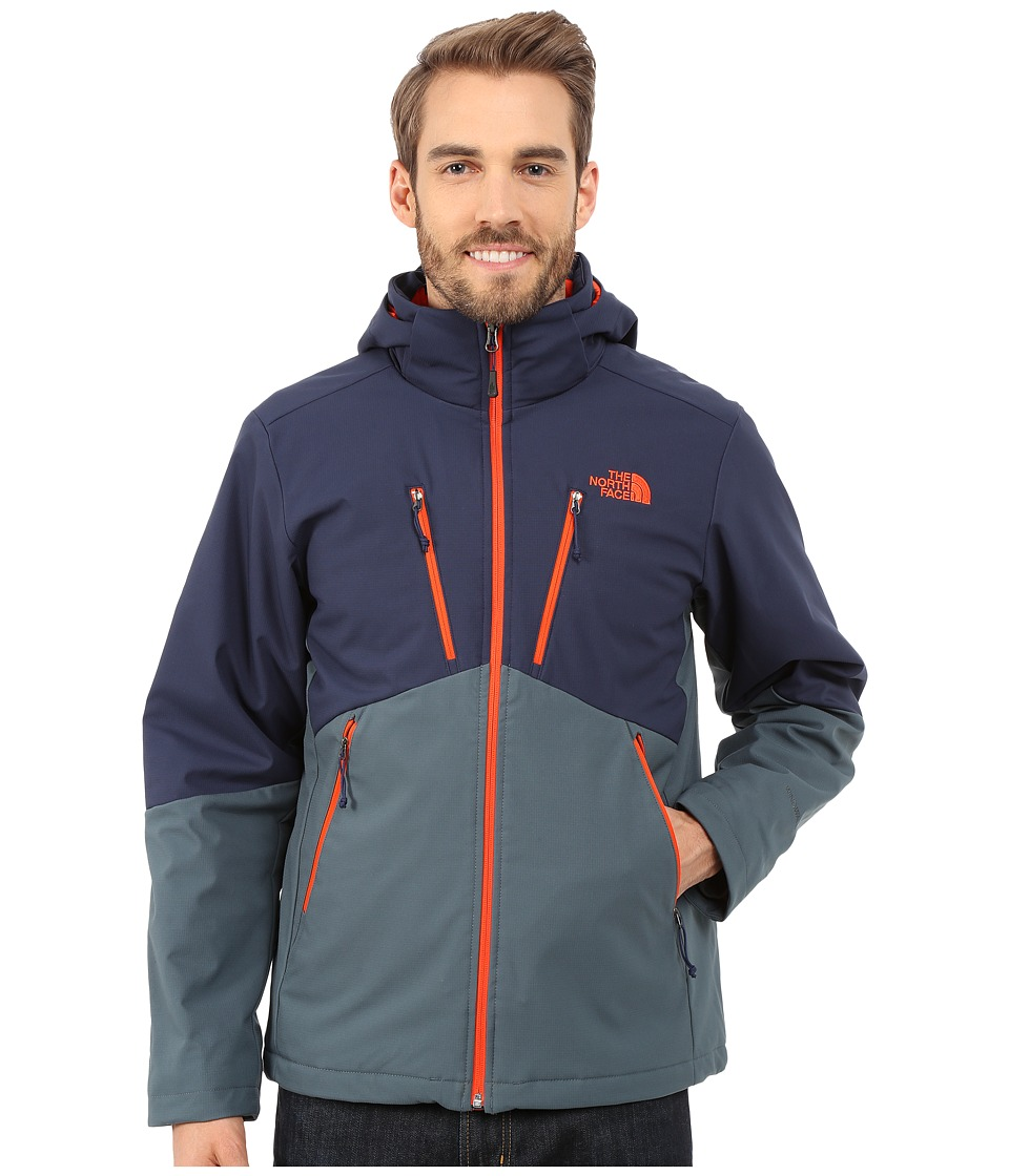 The North Face - Apex Elevation Jacket (Cosmic Blue/Conquer Blue) Men's Coat
