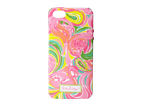 Lilly Pulitzer - iPhone 5 Cover (Multi All Nighter Acc) Cell Phone Case