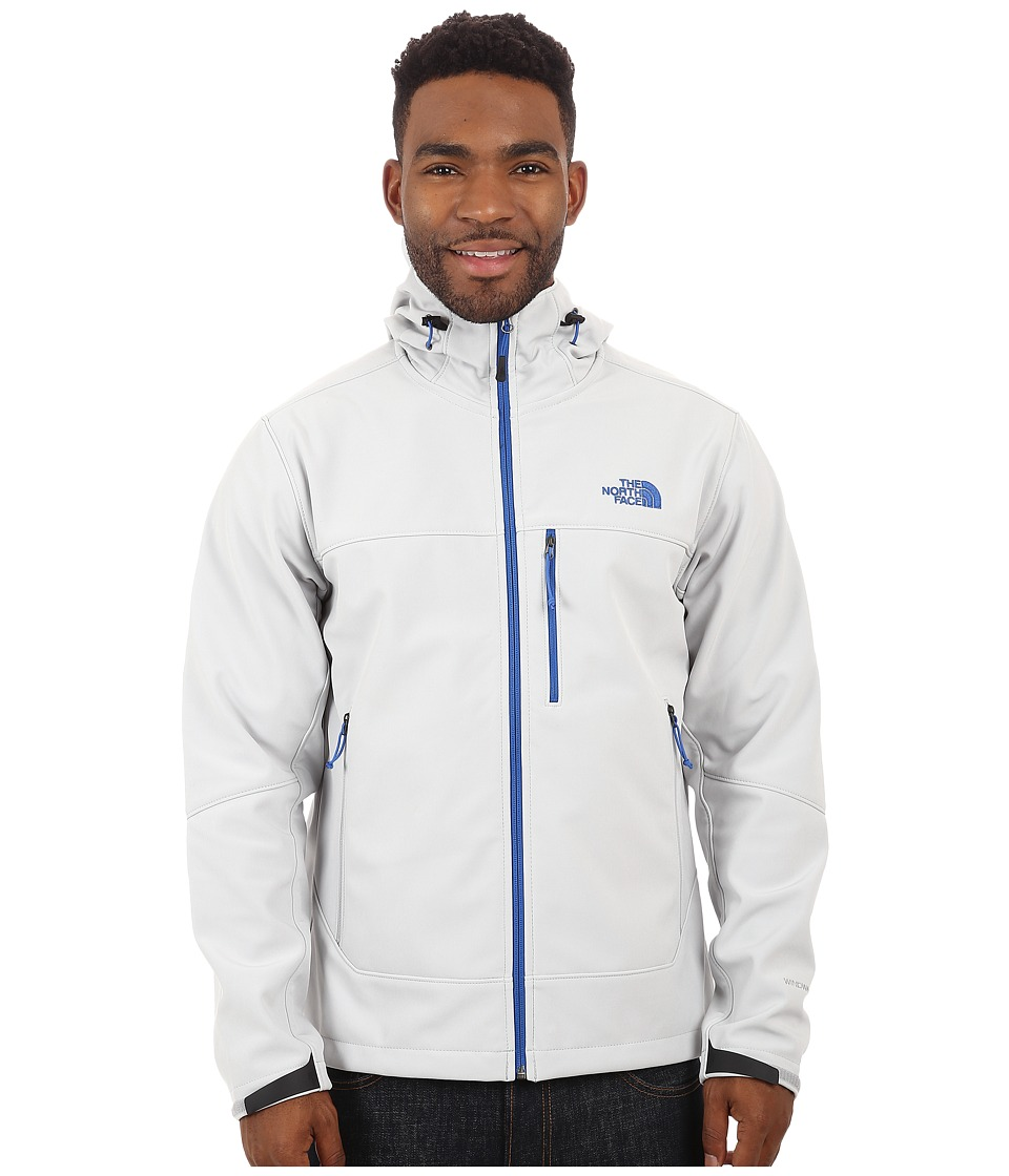 The North Face - Apex Bionic Hoodie (High Rise Grey) Men's Coat