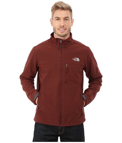 The North Face - Apex Bionic Jacket (Sequoia Red/Sequoia Red) Men