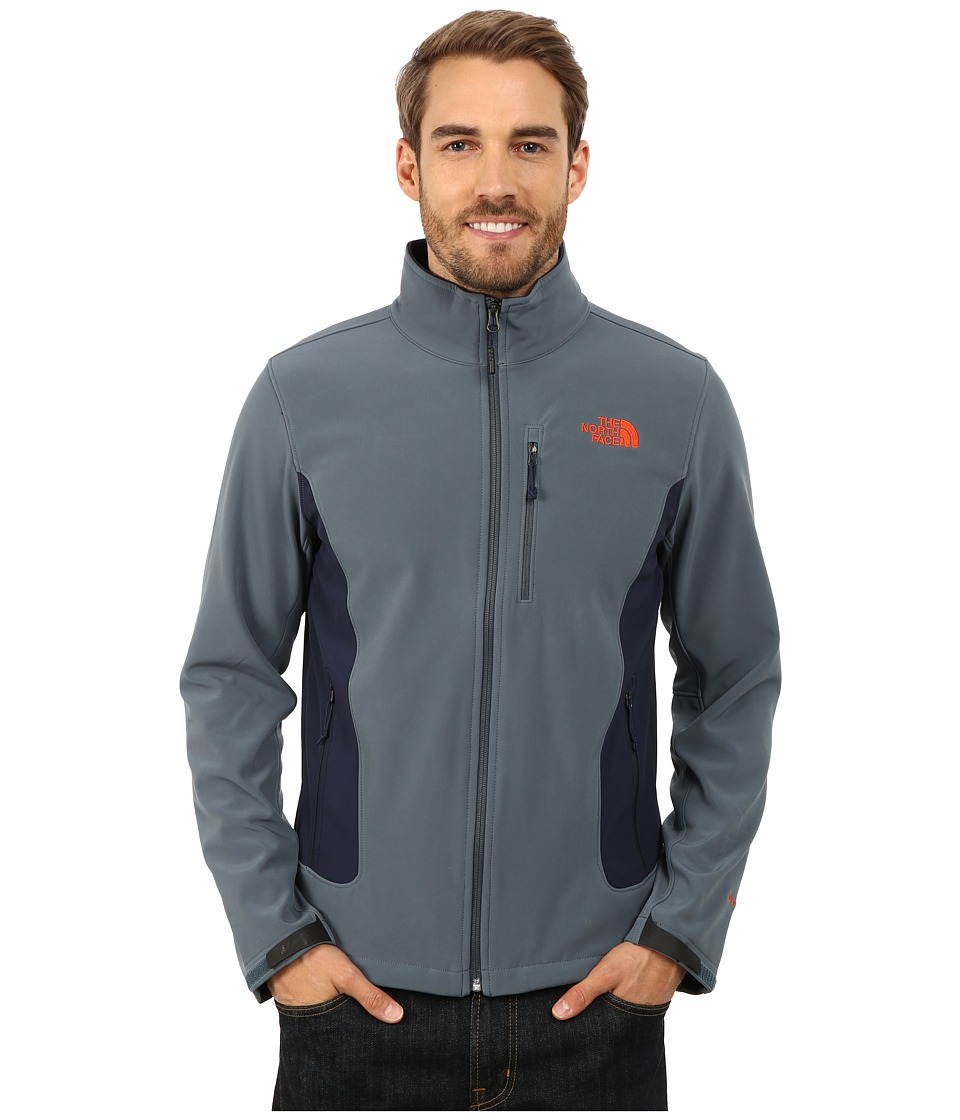 The North Face - Shellrock Jacket (Conquer Blue/Cosmic Blue) Men