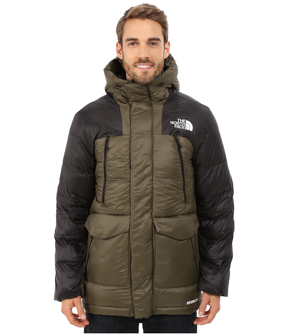 The North Face - Polar Journey Parka (New Taupe Green) Men's Coat