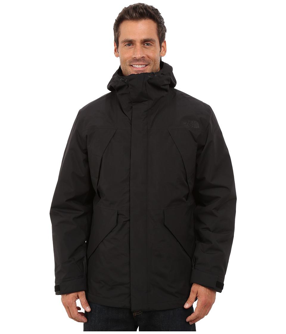 The North Face - Precipice Triclimate (TNF Black) Men's Coat